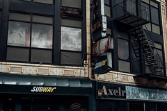 Subway (David Stebbing) Tags: color providence flickr street