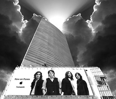 Now On Apple's iTunes: The Beatles! (Biscayne, Miami, Florida, USA) (Tomasito.!) Tags: uk light england sky urban blackandwhite bw music sun building men art english apple boys architecture clouds painting macintosh photo artwork mac nikon icons artist niceshot power florida miami unique steel sony philippines band picture elvis handsome surreal pic itunes monotone billboard ama mtv beatles sunburst british universal unreal presley rockband popmusic rca grammy fuel boyband rockandroll thebeatles biscayne tomasito downtownmiami d90 arista musiclegend bestband musicicons vertorama americaamericanusa billboardtop100 jtnoriega mygearandme mygearandmepremium billboardtop200 bestsellinggroupofalltime bestbeatlespic
