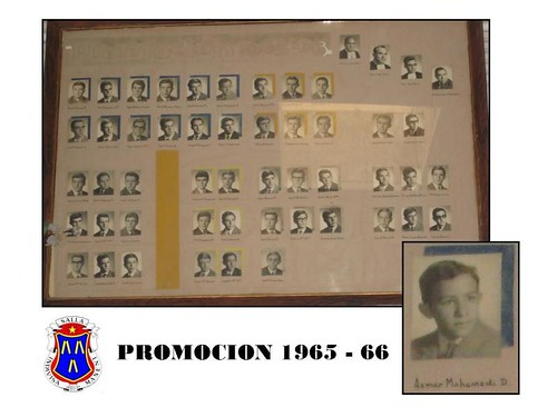 DUDU PROMOCION 1965-66