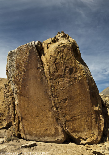 Book Cliff Boulder