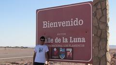 Bienvenido al Valle (*dobbs) Tags: chile atacama valledelaluna sanpedro flamencos sanpedrodeatacama salardeatacama antofagasta parquenacional moonvalley lagunachaxa reservanacionallosflamencos 2region