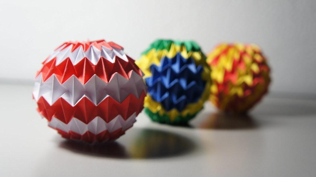 Magic Balls Jo Nakashima Tags Ball Origami