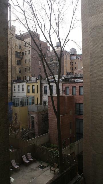 Upper West Side Courtyard
