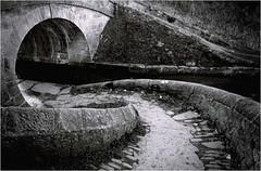 Snaily Bridge - Congleton (darren_caf) Tags: bridge blackandwhite mono canal cheshire sony congleton macclesfieldcanal alphaa100