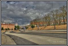 Nuevo Bulevard (Burgos) (salvador g de miguel) Tags: españa spain cielos burgos hdr calles paseos parques bulevard castillayleon pentaxk20d sgdemiguel