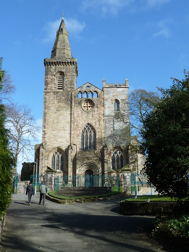 Abbey Church, Dunfermline