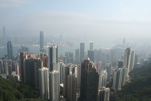 2011-02-26 - Hong Kong - The Peak - 07 - Peak view