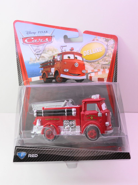 disney cars 2 deluxe red (2)