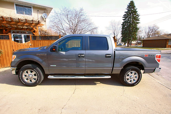 2011 Ford F-150 XLT, Local trade, 4x4, XTR package!