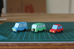 Miniature cars 4