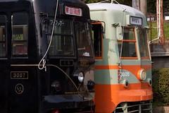 片上鉄道と岡山電気軌道ツアー その2