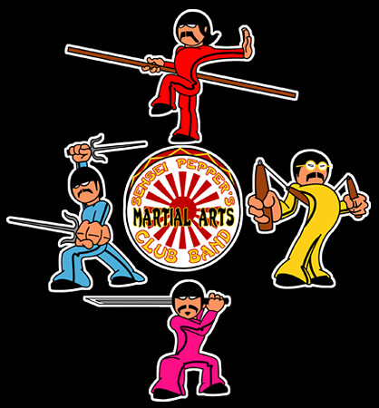 Sensei Peppers Martial Arts Club Band - Original Mode