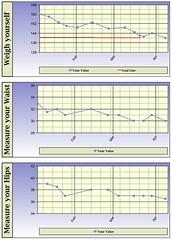 lc weightloss measurments