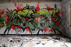 WRITS (Hahn Conkers) Tags: columbus ohio graffiti writs