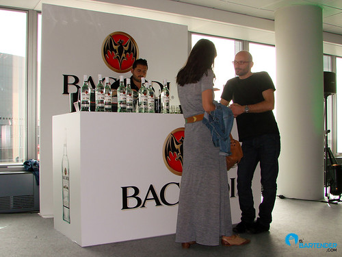 Barra Ron Bacardi
