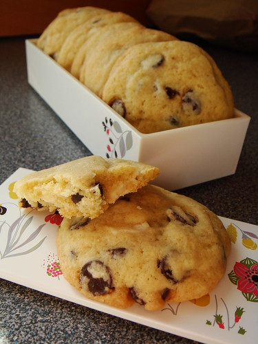 Martha Stewart's Cakey Chocolate Chip Cookie
