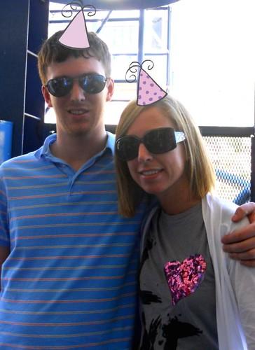 Bro and Sis Hats