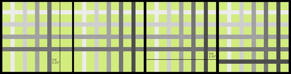crossing quilt 17-20