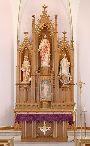 Best Modern Altar Designs For Home Pictures - Amazing Design Ideas ...