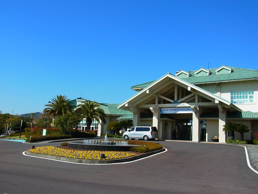 The JEJU SUITES HOTEL // Jungmun Beach // Jeju-do // Jeju-Island // South Korea