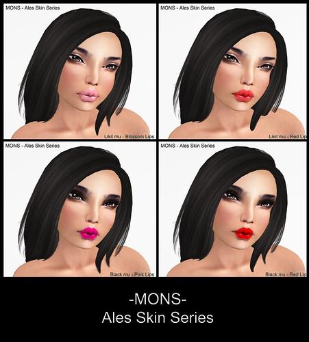 MONS - Ales Skin Series