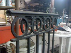 005 (LandscapeGates) Tags: metal shop working fabrication