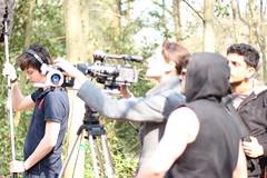 James, Bella, Lazaros, Talal (jodilei) Tags: film woods shoot surrey virginiawater royallandscape