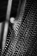 strands. (stevenbley) Tags: nottingham blackandwhite bw white black mill abandoned monochrome rust theater factory bell bokeh pennsylvania lace decay clocktower grease pa urbanexploration oil maze scranton grime breeze bowlingalley planks decayed woodfloors urbanexploring urbex sneak looms scrantonlace guerillahistorian
