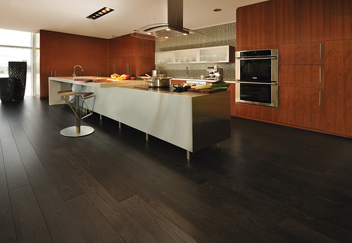 Red Oak Graphite [kitchen]