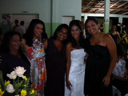 casamento de Priscila by GALERIA DE MOÇA BONITA ARTE EM CROCHÊ
