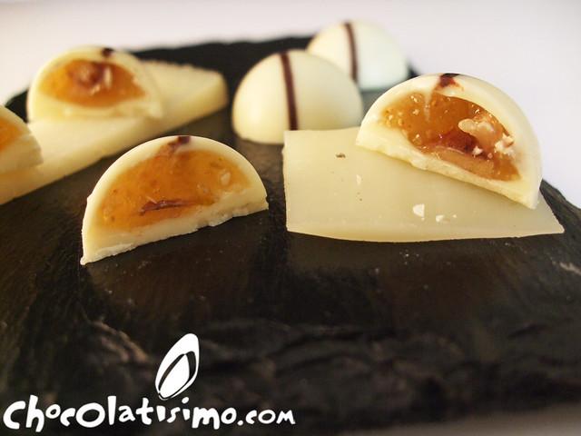 5622622093 8f48941bea z Bombón para acompañar un queso. Creación para el Restaurante Urrechu