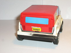 bandai 1983 inspector gadget van rear (tjparkside) Tags: 1983 bandai inspectorgadget gadgetmobile gadgetvan