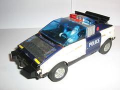 bandai 1983 inspector gadget car a (tjparkside) Tags: 1983 bandai inspectorgadget gadgetmobile gadgetvan