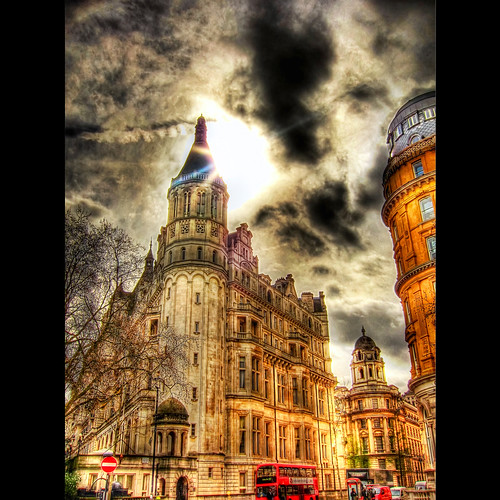 Whitehall London . HDR by ZedZaP