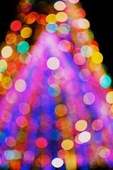 Bokeh Christmas tree (Plern) Tags: colors bokeh ilovebokeh whatisbokeh ineedbokeh doyouneedbokeh