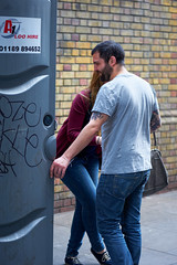 Carry On At Your Convenience I (Bilkeau) Tags: street city london pee public tattoo paper bathroom arm legs seat bad stall toilet cubicle bowl dirty desperate relief blocked wc short smell shoreditch wait shock kiosk pressure temporary filthy urinal bricklane caught lavatory spitalfields convenience disgust washroom lid vile odor foul revolting overflow crossed sickening portaloo stink odour stench distaste bursting reek privy micturate