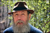 stranger #12 (update) (plexi_glass) Tags: portrait coffee hat beard spring mathematics professor gregg koffee 100strangers