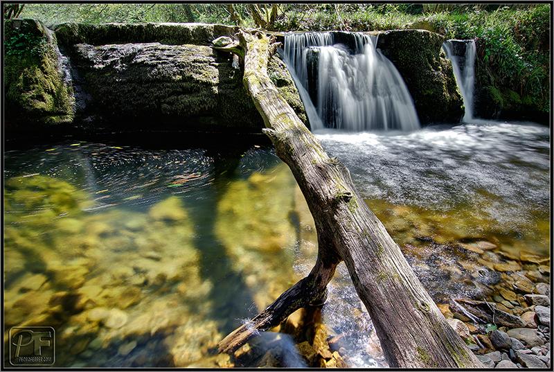 Cascadas río Yera - Vega de Pas - Cantabria