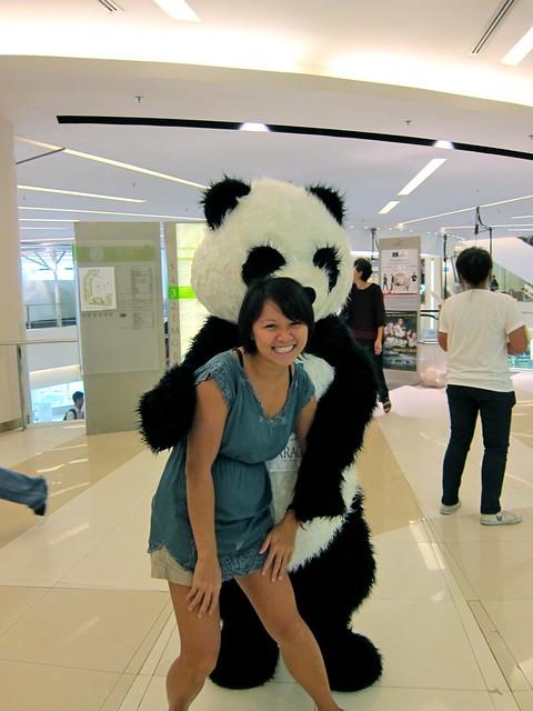 Leave Me Alone Panda!