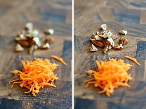Carrots & Pecans