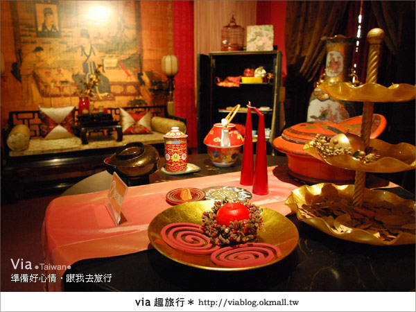 【新港香藝文化園區】觀光工廠快樂行~探索香的文化及樂趣!23