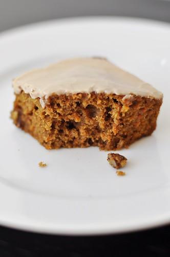 Carrot Cake Crumb