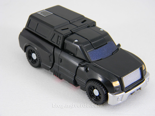 Transformers Trailcutter Reveal the Shield Legends - modo alterno