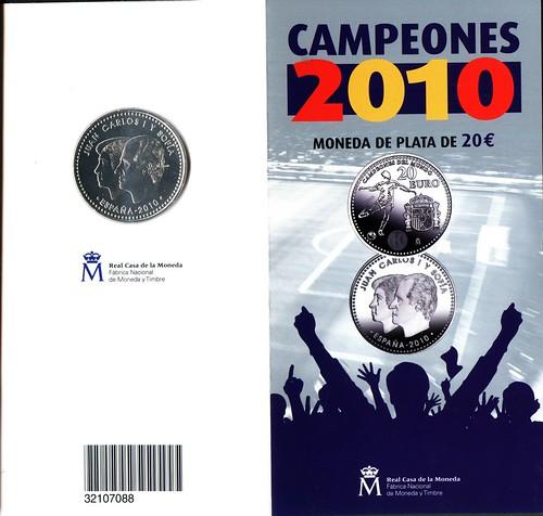Cartera de 20 Euros de España