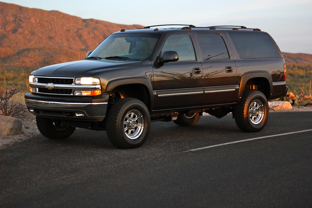 2005 Chevy Suburban 2500 4x4 Suv For Sale