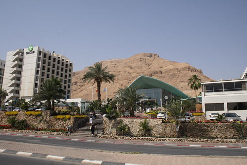 Ein Bokek, hotel Oasis