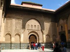 Madrassa Ben Youssef, Marraquexe