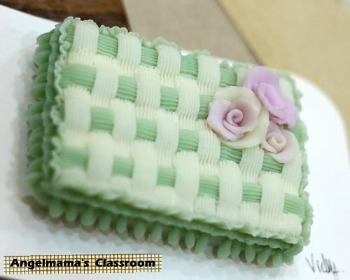 天使媽媽蛋糕皂教學 005