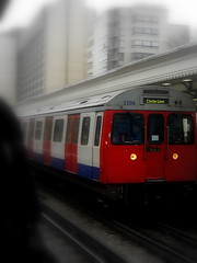 London (almalice) Tags: red london train subway metro londres rails tgv ter almalice