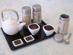 High Tea #2 Asian Tea Set